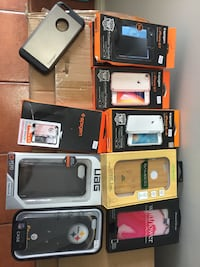 New iPhone 6 / 6s / 7 / 8 case brand new $10-$15 each  Hamilton, L8M 2B5