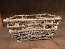 Like New Small Weaved Basket