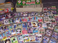 assorted baseball trading card collection Phoenix, 85018