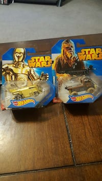 starwars hotwheels toy car