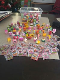 Shopkins plus de 250