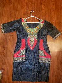 Dashiki style women dress Stone Mountain, 30083