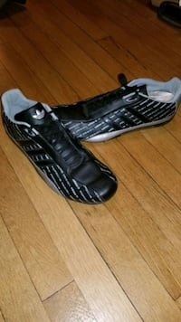 Adidas leather driving shoes  Alexandria, 22305