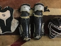 three pairs of black-and-white snowboard boots Columbia, 21045