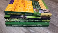 Lot of gardening books Lutherville Timonium, 21093