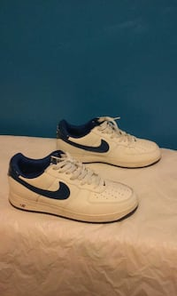 NIKE AIR FORCE ONE SIZE 12 Blue White