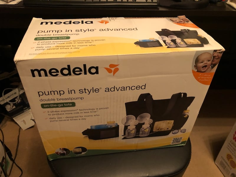 Used Medela Pump In Style Advance Breast Pump On The Go Tote For Sale In Hacienda Heights Letgo