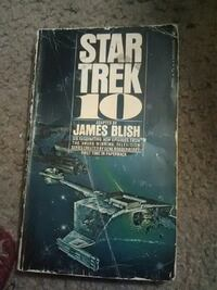 Star trek 10 book Medford, 97504