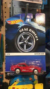 Real Riders Hot Wheels  Mississauga, L4W 1C9