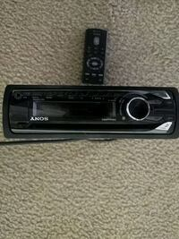 Sony GS500r single din radio Upper Marlboro, 20774