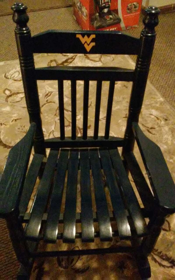 Tremendous West Virginia Childrens Rocking Chair Gmtry Best Dining Table And Chair Ideas Images Gmtryco