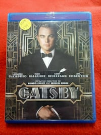 Blue ray Great Gatsby Waynesboro, 22980