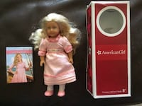Mini American Girl doll with tiny book Indian Harbour Beach, 32937