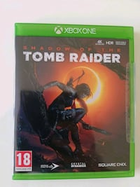 Shadow of the tomb raider till xbox one Stockholm