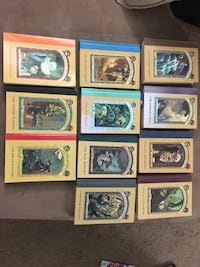 assorted covered print book collection Kenosha, 53144