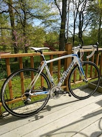 2012 Specialized Tarmac Comp Mid-Compact (54 cm) Silver Spring, 20906