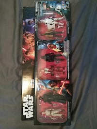 Star Wars action figure set in box Ankeny, 50023