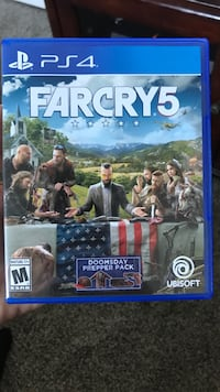 PS4 game/FARCRY5 South Weber, 84405