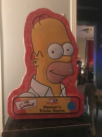 Homer Simpson Collectible Tin