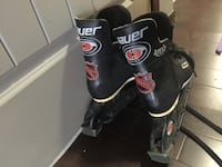 Rollo skates with knee pads and wrist guard Calgary, T3K 0V2
