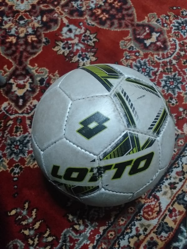 Lotto Futbol Topu 1