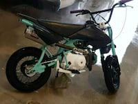 Honda crf 50 with a 88cc big bore kit Grand Valley, L0N 1G0
