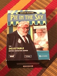 Pie in the Sky complete series DVD box set