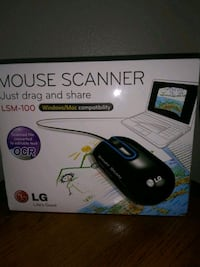 Mouse an scanner all in one Colorado Springs, 80951
