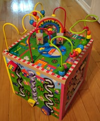 Alex Toys - My Busy Town - Activity Cube Vaughan