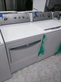 Whirlpool top load washer and dryer set excellent  Laurel, 20707
