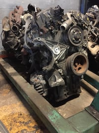 3.0 L Engine with transfer case