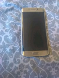 gold Samsung Galaxy S6 edge 48 km