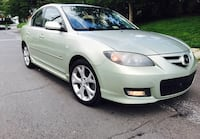 Only $3400 ! 2008 Mazda 3 Touring ! Light Green Color Bethesda