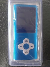 blue and white MP4 Multimedia Player Richmond, 23237