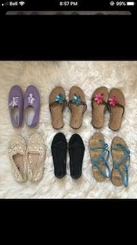 Women's Shoes Lot
