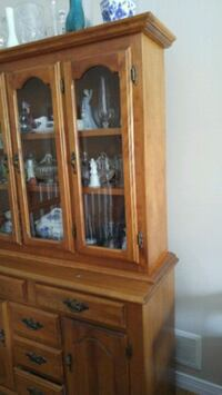 China Cabinet wooden Kitchener, N2R 1C7
