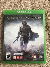 Shadow of Mordor - Xbox One Fairfax