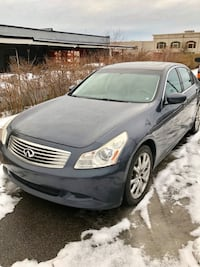 2009 INFINITI G37X S AWD SPORT EXCELLENT CONDITION FOR SALE  785 km