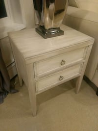 2 x Side Tables or Nightstands  Langley, V3A 3H7