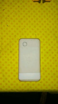 white iPhone 4 with case Fairbanks, 99709