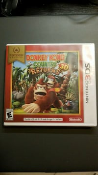UNOPENED DonkeyKong Country Returns 3DS Mount Prospect, 60056