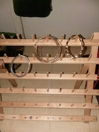 Rack to hold jewelry  or rings Orange, 92867