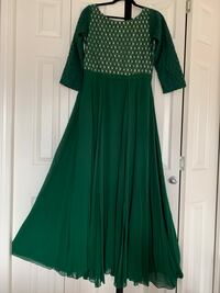 Salwar Kameez/ Punjabi dress / anarkali / indian long frock NEW MEDIUM Edmonton, T6R 3P7