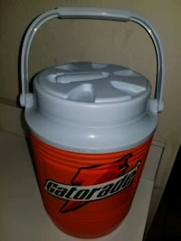 Gatorade water coolers (two available)