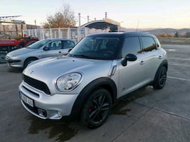 2011 Mini Cooper Countryman 1.6S All4 Countryman