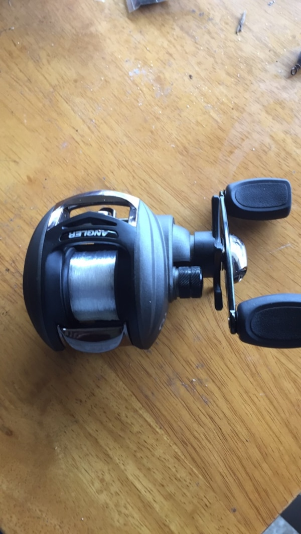 Used and new fishing reel in Asheville - letgo