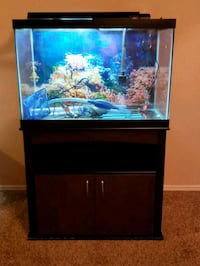 60 Gallon Fish tank and Stand St. George, 84790