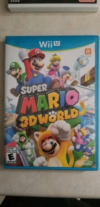 Nintendo wii and wii u game Toronto, M6M 2C5