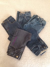 5 Pair of Lil Boys Pants  Killeen