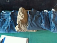 8 pair of boys size 14